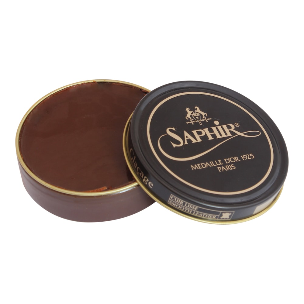 68410acaad7 Vosk na boty Saphir Wax Polish - středně hnědý (50 ml) - Saphir ...