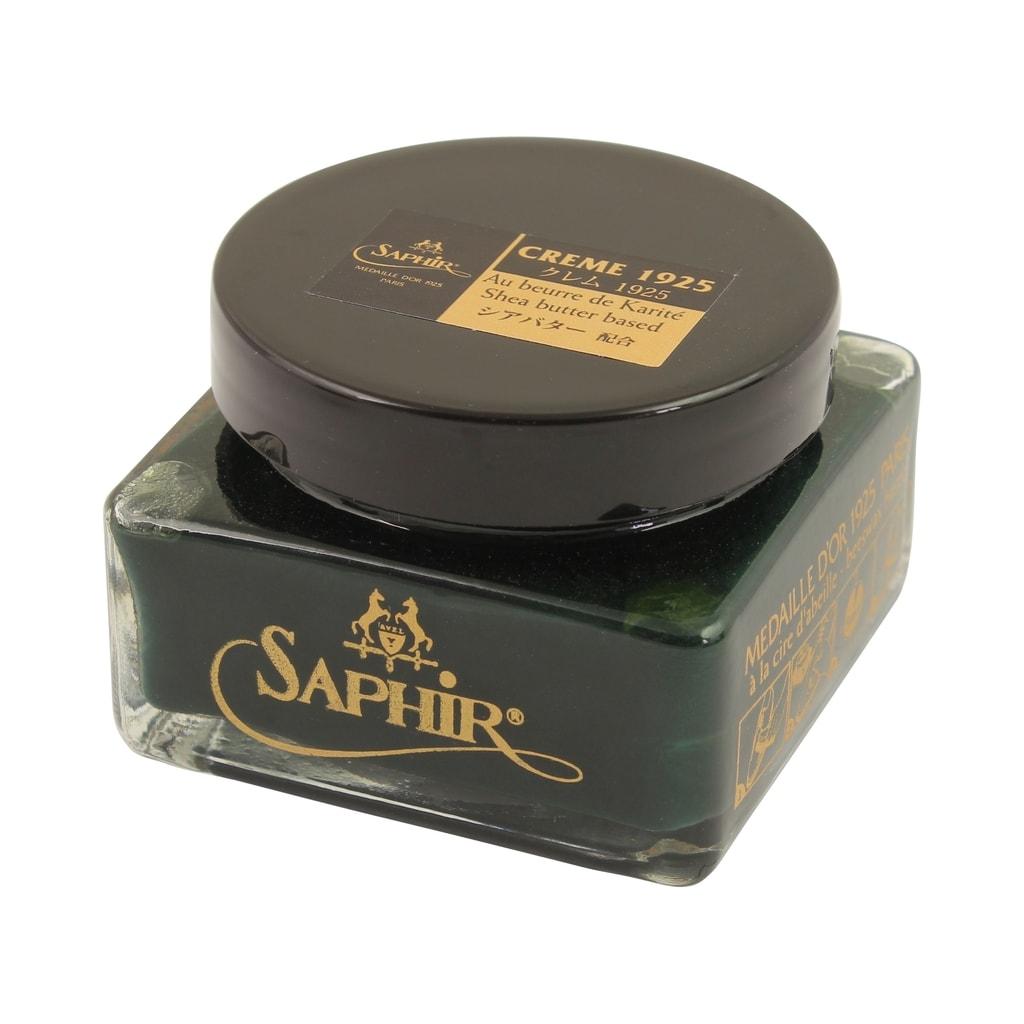 24d90b08f01 Krém na boty Saphir Pommadier - tmavě zelený (75 ml) - Saphir ...