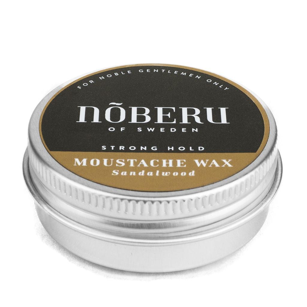 Vosk na knír Noberu - Sandalwood Heavy (30 ml) - Noberu - Vosky na ... 5bd3343826