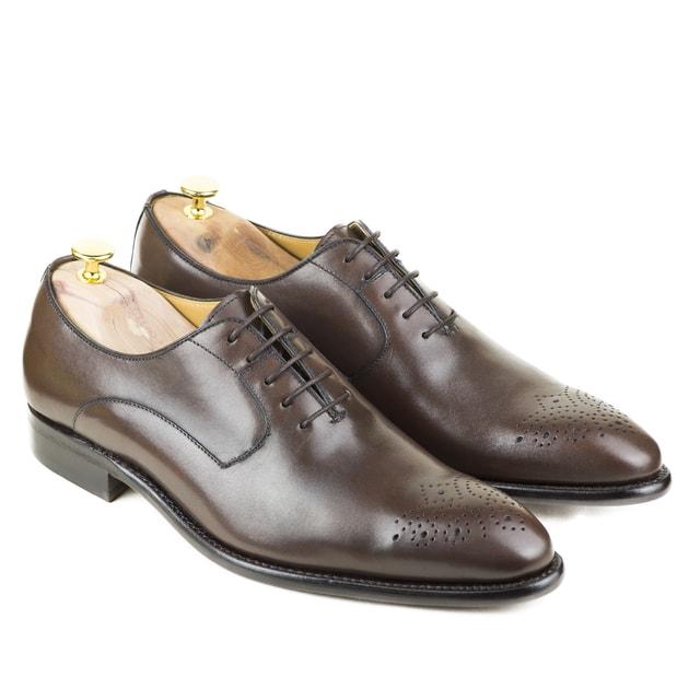 f0deb87588e Berwick Elliot - tmavě hnědé - Berwick - Boty Berwick - Boty - Gentleman  Store