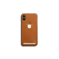 Bellroy Phone Case 1Card iPhone X - karamel