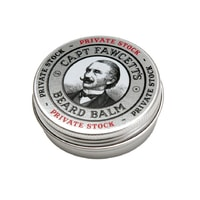 Balzám na plnovous Cpt. Fawcett Private Stock (60 ml)