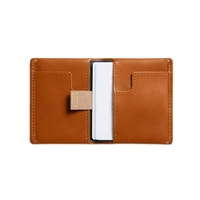 Bellroy Slim Sleeve - karamel