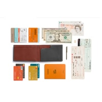 Bellroy Travel Wallet - antracitová