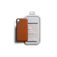 Bellroy Phone Case iPhone X/XS - karamel