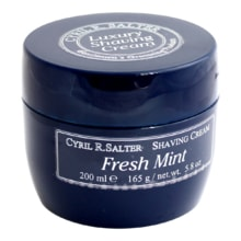 Krém na holení Cyril R. Salter – Fresh Mint 200 ml