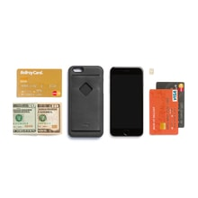 Bellroy Phone Case 3Card iPhone 6 - antracit