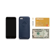 Bellroy Phone Case 1Card iPhone 7 - Blue Steel