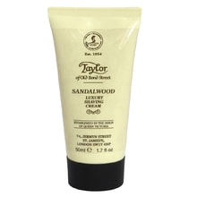 Krém na holení Taylor of Old Bond Street - Sandalwood (50 ml)