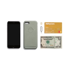 Bellroy Phone Case 1Card iPhone 7 - eukalyptus