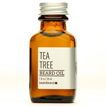 Olej na plnovous Beardbrand Tea Tree (30 ml)
