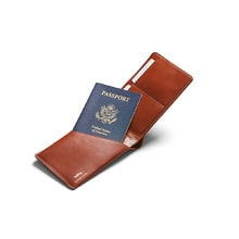 Belroy Travel Wallet Designers Edition - Burnt Sienna