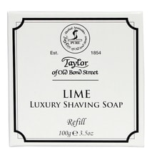 Mýdlo na holení Taylor of Old Bond Street Luxury Lime 100 ml