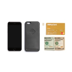 Bellroy Phone Case 1Card iPhone 6/6s - antracit