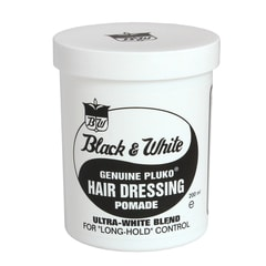 Black & White Pomade Original - pomáda (200 ml)
