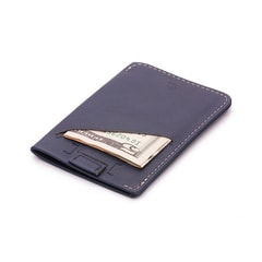Bellroy Card Sleeve - Blue Steel
