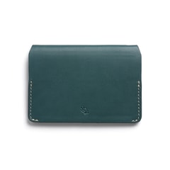Bellroy Card Holder - modrozelená