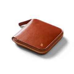 Bellroy Zip Wallet Designers Edition - Burnt Sienna