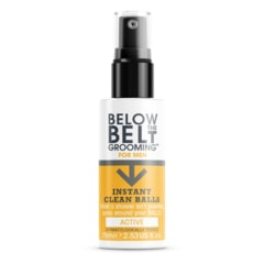 Podpásový mycí sprej Below The Belt - Active (75 ml)