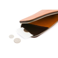 Bellroy Phone Pocket iPhone 6/6s - karamel