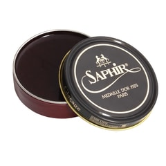 Vosk na boty Saphir Wax Polish - mahagon 50 ml
