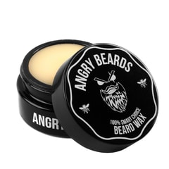 Vosk na knír a plnovous Angry Beards (30 ml)