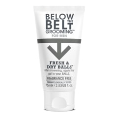 Podpásový gel Below The Belt - neparfemovaný (75 ml)
