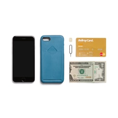 Bellroy Phone Case 1Card iPhone 7/8 - Arctic Blue