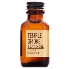 Olej na plnovous BeardBrand Temple Smoke (30 ml)
