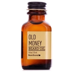 Olej na plnovous Beardbrand Old Money (30 ml)