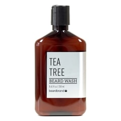 Mýdlo na plnovous BeardBrand Tea Tree (250 ml)