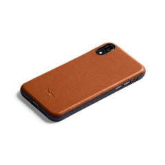 Bellroy Phone Case iPhone XR - karamel