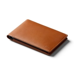 Bellroy Travel Wallet RFID - karamel