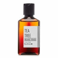 Bazar: Mýdlo na plnovous BeardBrand Tea Tree (100 ml)