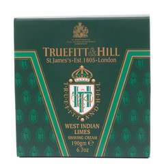 Krém na holení Truefitt & Hill - West Indian Lime (190 g)