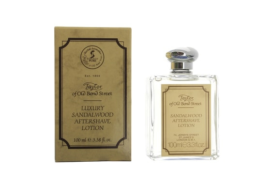 Voda po holení Sandalwood od Taylor of Old Bond Street (100 ml)