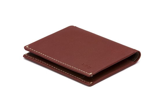 Bellroy Slim Sleeve - koňak