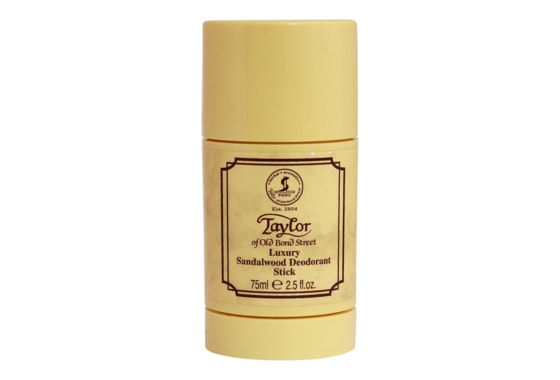 Tuhý deodorant Taylor of Old Bond Street - Sandalwood (75 ml)