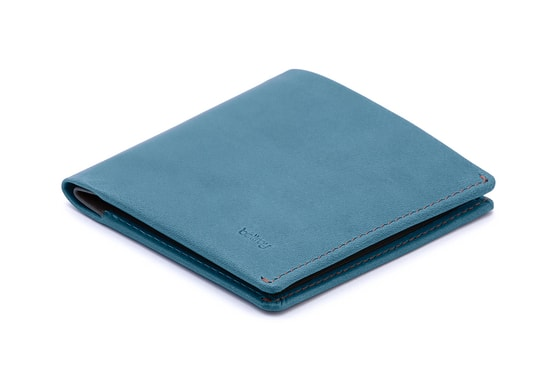 Bellroy Note Sleeve - Arctic Blue