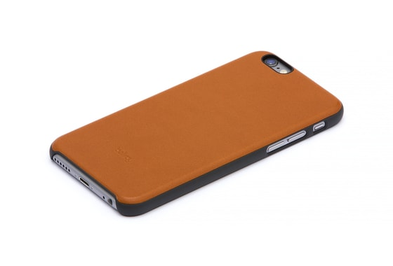 Bellroy Phone Case iPhone 6/6s - karamel/antracit