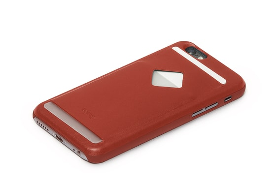 Bellroy Phone Case 3Card iPhone 6 - tamarillo