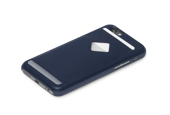 Bellroy Phone Case 3Card iPhone 6/6s - Blue Steel