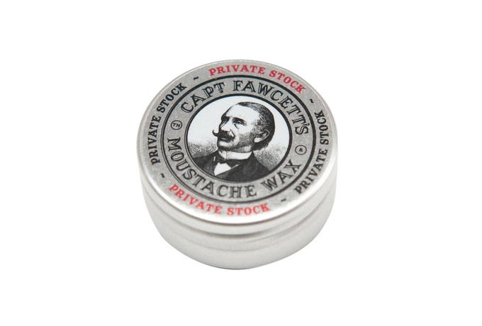Vosk na knír Cpt. Fawcett Private Stock (15 ml)