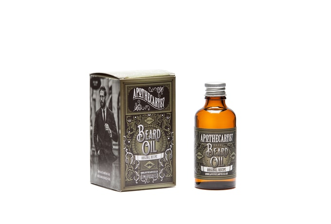 Olej na vousy Apothecary87 Original Recipe (50 ml)