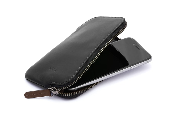 Bellroy Phone Pocket iPhone 6/6s - černá