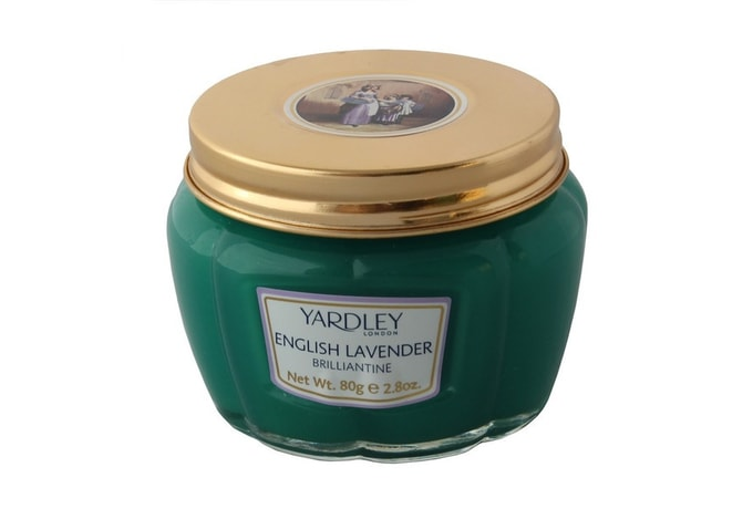 Brilantína na vlasy Yardley (80 g)