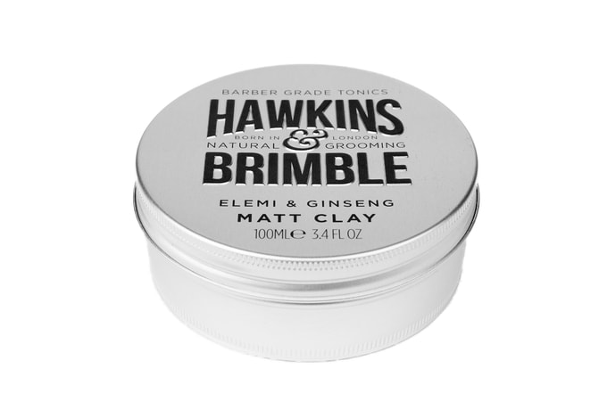 Hawkins & Brimble Matt Clay - jíl na vlasy (100 ml)
