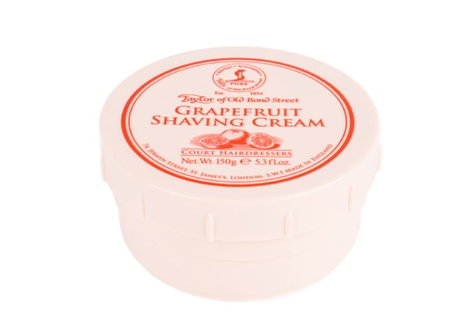 Krém na holení Taylor of Old Bond Street - grapefruit (150 g)