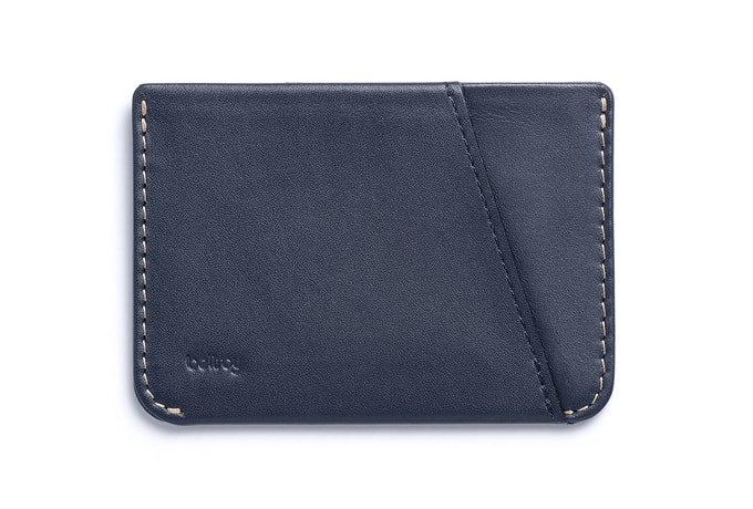Bellroy Micro Sleeve -  Blue Steel